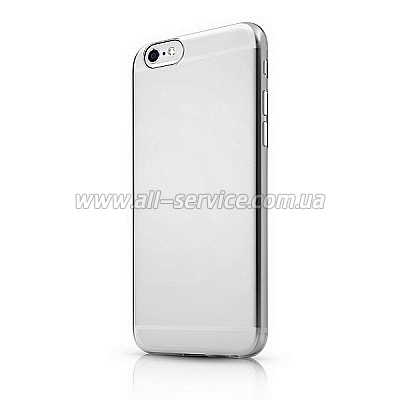 Чехол ITSKINS H2O for iPhone 6 Transparent (APH6-NEH2O-TRSP)