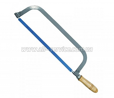 Ножовка по металлу 300мм (деревянная рукоятка) NONAME (HT-3301)