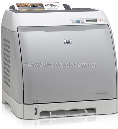 Принтер А4 HP Color LJ 2605dn Q7822A
