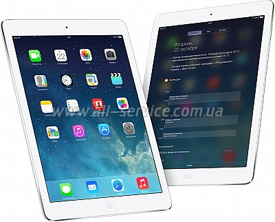 Планшет Apple A1490 iPad mini 2 Wi-Fi 4G 32GB Silver (ME824TU/A)