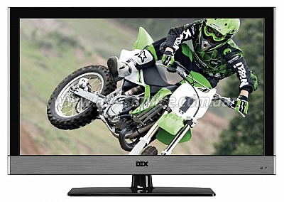 Телевизор Dex LED LCD + DVD LD2621