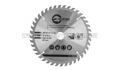 ���� ������� �� ������ � ��������������� ��������� INTERTOOL CT-3043