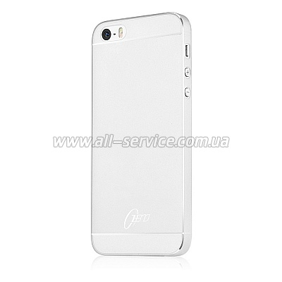 ����� ITSKINS ZERO 360 for iPhone 5/5S/SE White (APH5-ZR360-WITE)