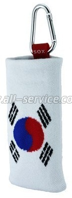 ����� SOX EASY FLAG KOREA DOUBLE-SIDED (EF B/N 23)