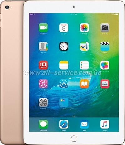 Планшет Apple A1584 iPad Pro Wi-Fi 32GB Gold (ML0H2RK/A)
