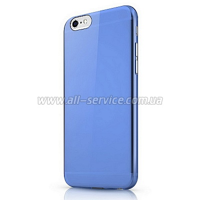 Чехол ITSKINS H2O for iPhone 6 Blue (APH6-NEH2O-BLUE)
