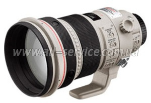 Объектив Canon EF 200mm f/ 2.0L IS USM (2297B005)