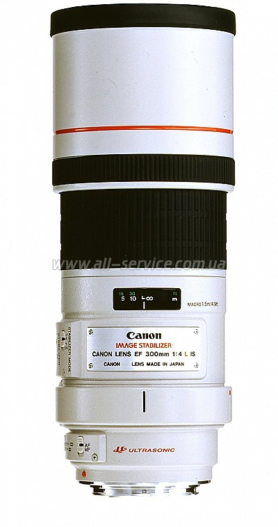 Объектив Canon EF 300 4.0L USM IS (2530A017)