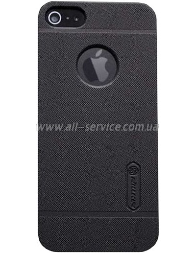 Чехол NILLKIN iPhone 5 - Super Frosted Shield (Black)