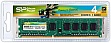 Память 4Gb SILICON POWER DDR3 1600Mhz БЛИСТЕР SP004GBLTU160N02