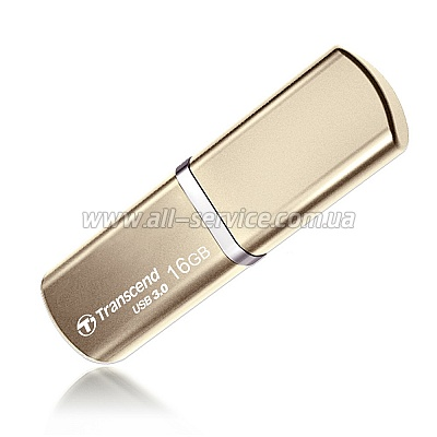 Флешка 16GB Transcend JetFlash 820 Gold (TS16GJF820G)