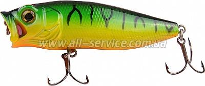 Воблер DAM Effzett Baby Popper 45мм 3.5гр (fire shark) FL (5919045)