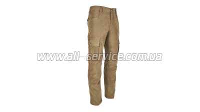 Брюки Blaser Active Outfits Argali2 light Sport 56 brown (116030-001-576-56)