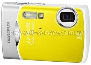�������� ����������� Olympus MJU-850SW Lemon Yellow