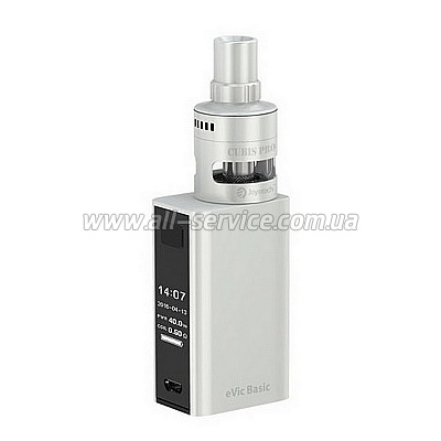 Стартовый набор Joyetech eVic Basic Cubis Pro mini Kit White (JTEVBSCCUW)