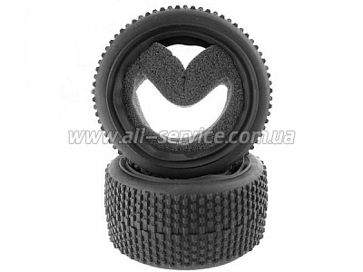 Rear Tires For Buggy 2P