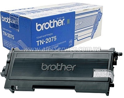 Заправка картриджа TN-2075 Brother HL-2030/ 2040/ 2070N/ DCP-7010R/ 7025R/ FAX-2920R/ MFC-7420R/ 7820NR