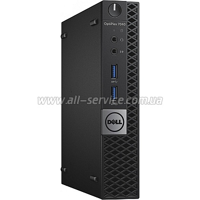 Компьютер DELL OptiPlex 7040 MFF A1 (210-AFGF A1)