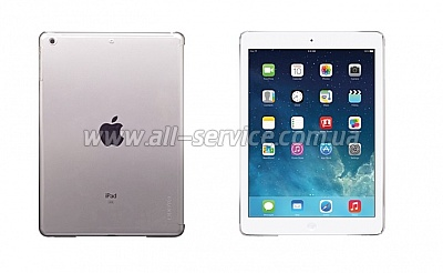 Чехол ODOYO SMARTCOAT Ipad Air CRYSTAL PA531CL
