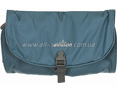 Косметичка PINGUIN FOLDABLE WASHBAG L petrol (PNG FWL02)