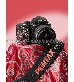 ���������� ����������� Pentax K-m + DA 18-55mm Swarovski Exclusive