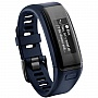 Фитнес-трекер GARMIN vvosmart HR, E EU, Blue, Regular (010-01955-14)