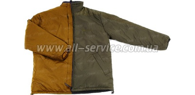 Куртка Snugpak Sleeka Elite Reversible L olive green (8211651570176)
