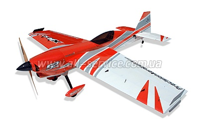 Самолет Precision Aerobatics XR-52 1321мм KIT (PA-XR52-RED)