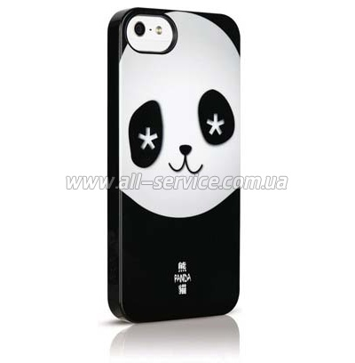 Чехол ODOYO NEW BORN iPhone 5/5s PANDA PH3909
