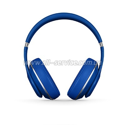 Наушники Beats Studio 2 Over-Ear Blue (MH992ZM/A)
