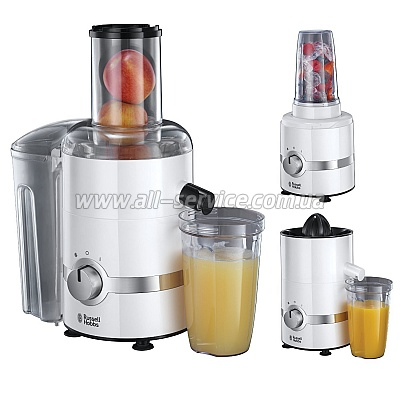 Соковыжималка Russell Hobbs 22700-56 ULTIMATE