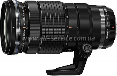 Объектив OLYMPUS EZ-M4015 ED 40-150mm 1:2.8 PRO Black (V315050BE000)