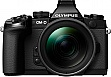���������� ����������� OLYMPUS E-M1 12-40 Kit black/black (V207017BE000)