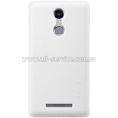 ����� ������ Nillkin Frosted shield Redmi Note 3 White F-HC HM-Note 3