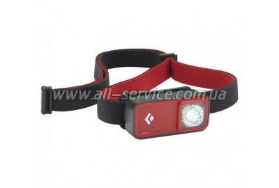 Фонарь BLACK DIAMOND HARD Ion Fire Red (620615.FRED)