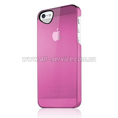 Чехол ITSKINS The new Ghost for iPhone 5/5S/SE Pink (APH5-TNGST-PINK)
