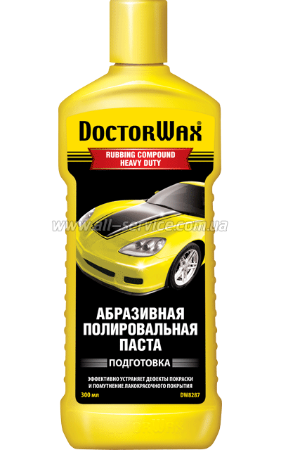 ���������� �������� Doctor Wax DW8287