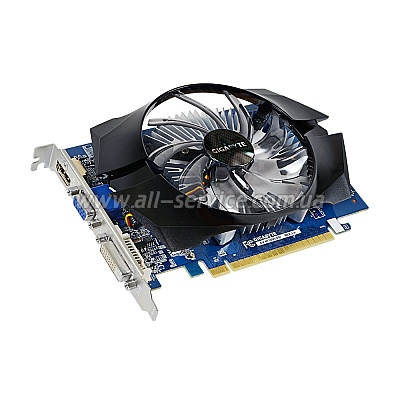 Видеокарта Gigabyte GeForce GT730 2GB DDR5 (GV-N730D5-2GI)