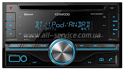 ������������� Kenwood DPX-306BT