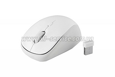 Мышь Modecom MC-WM6 WHITE (M-MC-0WM6-200)