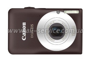 �������� ����������� Canon DIGITAL IXUS 105 IS Brown (4222B023)