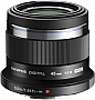 �������� OLYMPUS ET-M4518 45mm 1:1.8 Black (V311030BE000)