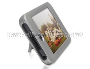 Чехол жесткий GEAR4 iVak for iPod touch (silver) (PG191)