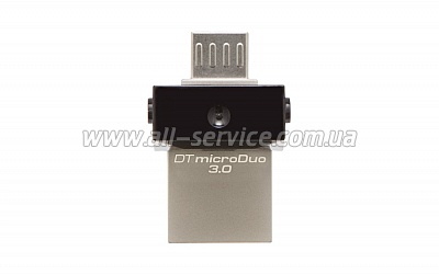 Флешка 16GB KINGSTON DT MicroDuo USB 3.0 (DTDUO3/16GB)