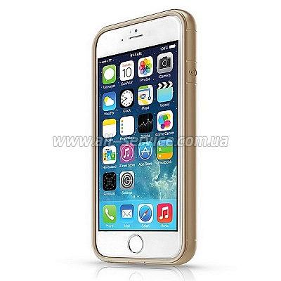 ����� ITSKINS Heat for iPhone 6 Gold (APH6-NHEAT-GOLD)
