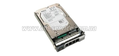 Винчестер DELL 300GB 15K SAS 3.5in 13G (400-AEEK)