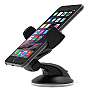 Автодержатель IOTTIE Easy Flex 3 Car Mount Holder Desk Stand Black (HLCRIO108)