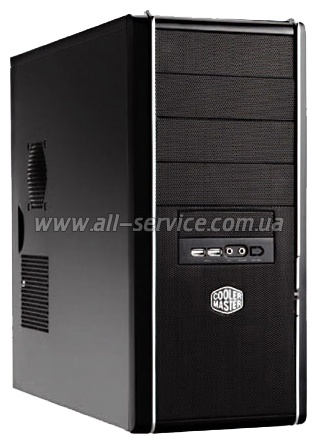 Корпус COOLERMASTER Elite 334 RC-334-KKPK-GP 460W Black/Silver