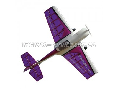 Самолет Precision Aerobatics Katana Mini 1020мм KIT (PA-KM-PURPLE)