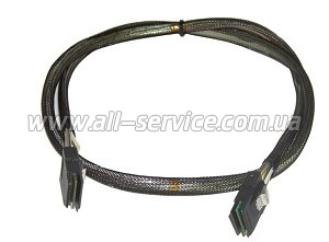 Кабель HP Mini SAS to Mini SAS 28in Cable Assy (496013-B21)